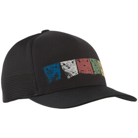 Sherpa Tarcho Trucker Hat black